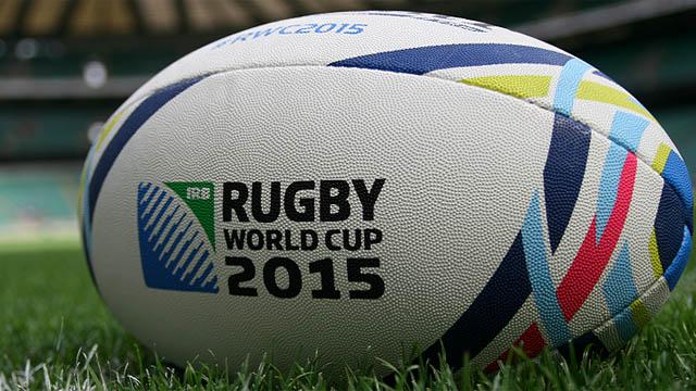 Gilbert Rugby World Cup 2015 ball